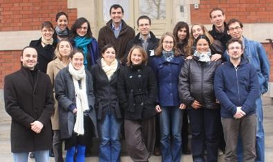 Pasteur 3eme promotion